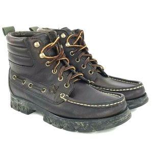 Ralph Lauren Womens Size 8 B Hiking Boots Vintage